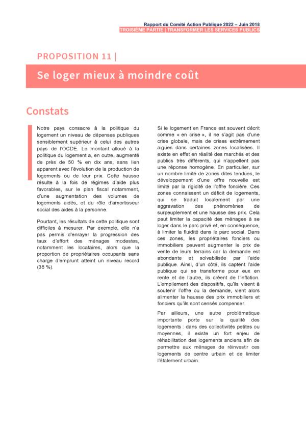 ADIEUcourtier.com - Rapport COMITE ACTION PUBLIQUE 2022 (CAP22) Juin 2018 - Proposition 11_1