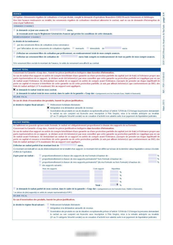 ADIEUcourtier.com 2019 Clôture VIVACCIO CNP Assurances via La Banque Postale 03_3