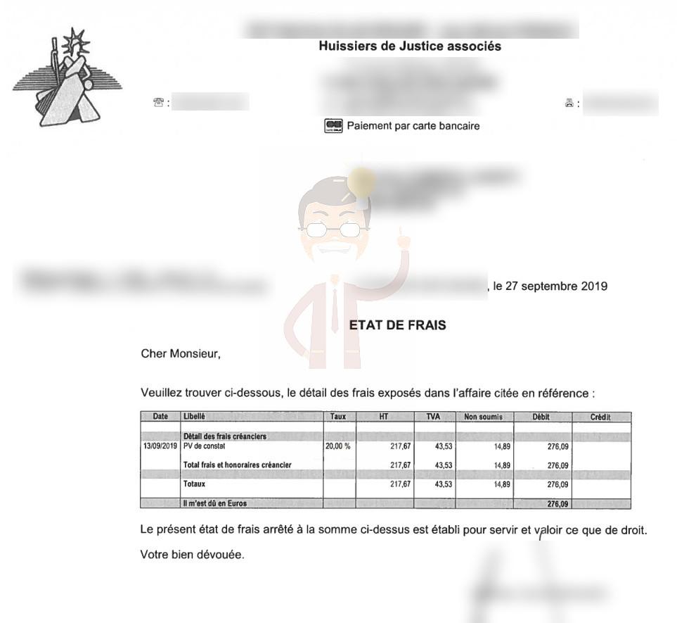 3. Qui pourrait croire que la justice est gratuite en France ?