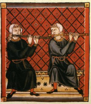 l'art de la flûte hérité des temps anciens...
