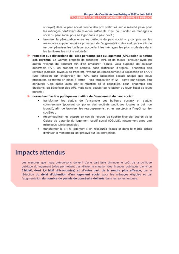 ADIEUcourtier.com - Rapport COMITE ACTION PUBLIQUE 2022 (CAP22) Juin 2018 - Proposition 11_3
