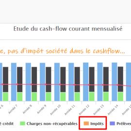 RendementLocatif.com, attention aux erreurs de cashflow sur une structure à l'IS