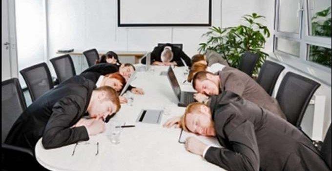 Dormir au travail - les délais de réponse hallucinants de l'ANAH pour l'immatriculation des copropriétés